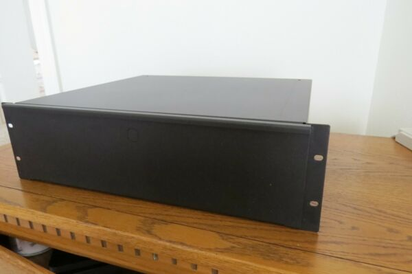 Middle Atlantic UD3 Rack Storage Drawer Black NOS 3 Rack Units Tall New Open B $59.99
