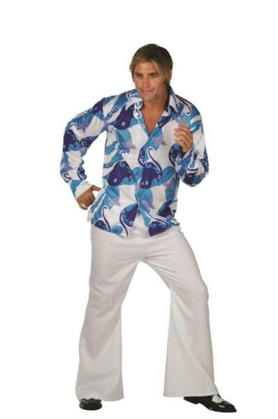 RG Costumes And Accessories 70s Fever Adult Men#x27;s Disco Fever Costome $37.99