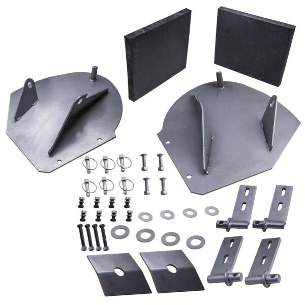Brand New Snow Plow Wings Pro Wings for PW22 Snow Plow