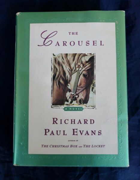 The Locket #3 The Carousel Richard Paul Evans 2000 Hardcover 1st Ed 1st Print