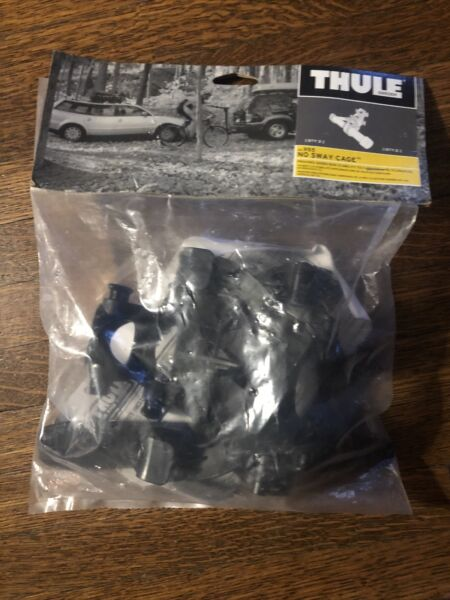 New THULE Two 2 No Sway Cages Part #955 $25.00