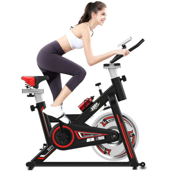 2020 New Exercise Bike Sport Bicycle Stationary Indoor Outdoor Fitness Equipment $299.00