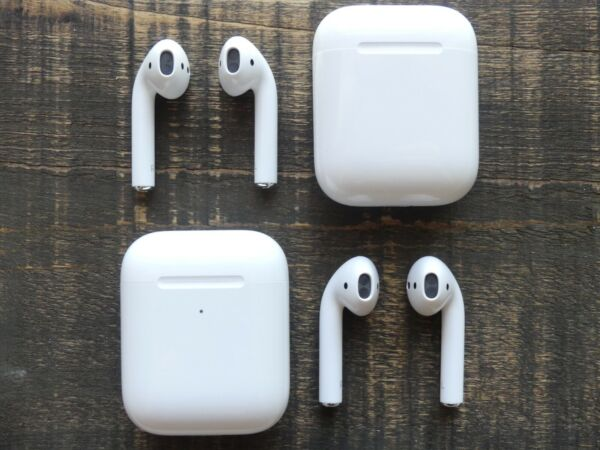 Apple AirPods 2nd Generation Left Right or Charging Case Box Replacement Only