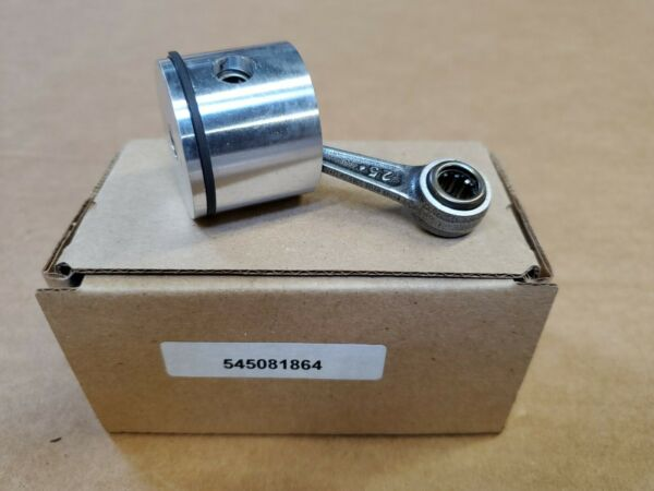 OEM Craftsman Blower Piston amp; Rod Assembly 25CC Engine 545081864