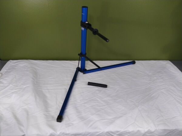 Granite Design Hex Stand mobile portable lightweight bicycle stand BLUE $59.99