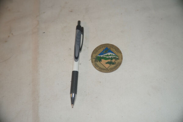 Challenge Coin Mountain Post Ft Carson $25.00
