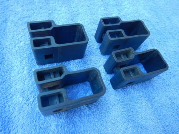 Yakima 4H Mighty Mounts MightyMounts Clips for Thule Square Roof Rack Bars 4 H $22.99