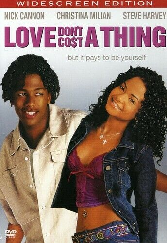 Love Dont Cost a Thing DVD 2004 Widescreen $15.00