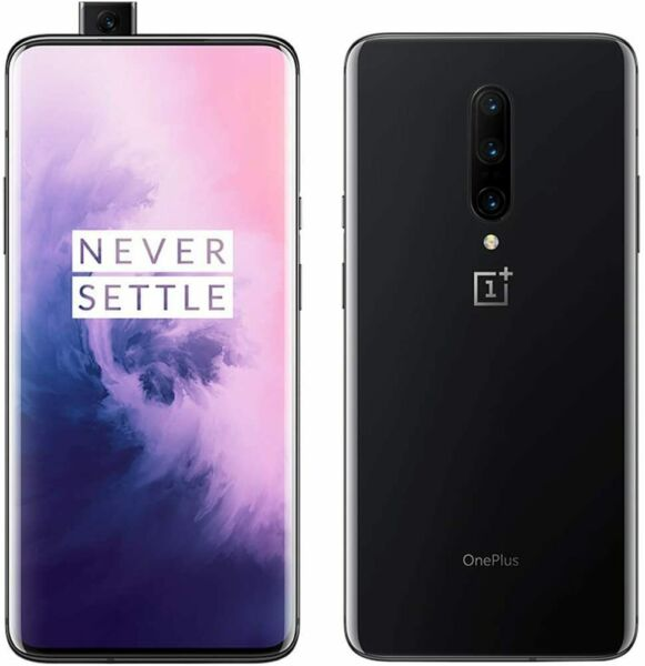 Oneplus 7 Pro GM1915 Metallic Black Blue 256GB Unlocked