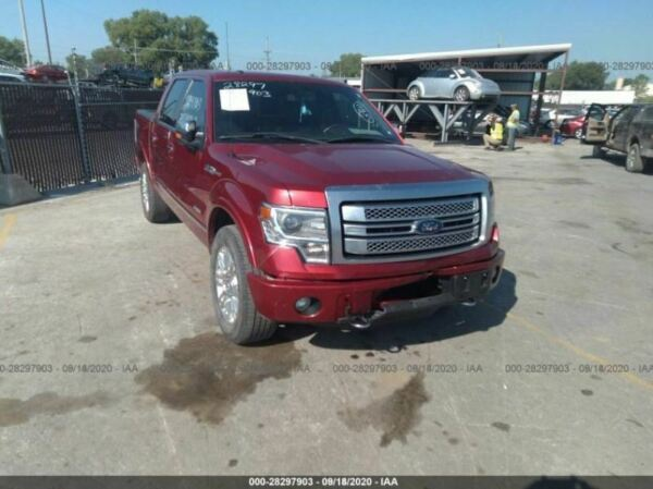 Chassis ECM Transfer Case Under Heater Box Fits 12 14 FORD F150 PICKUP 913950 $105.52