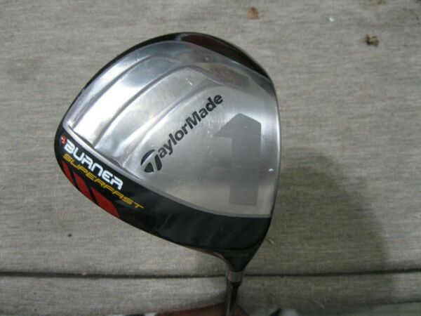 TaylorMade Burner Superfast Driver 9.5* Regular Graphite Shaft Cover