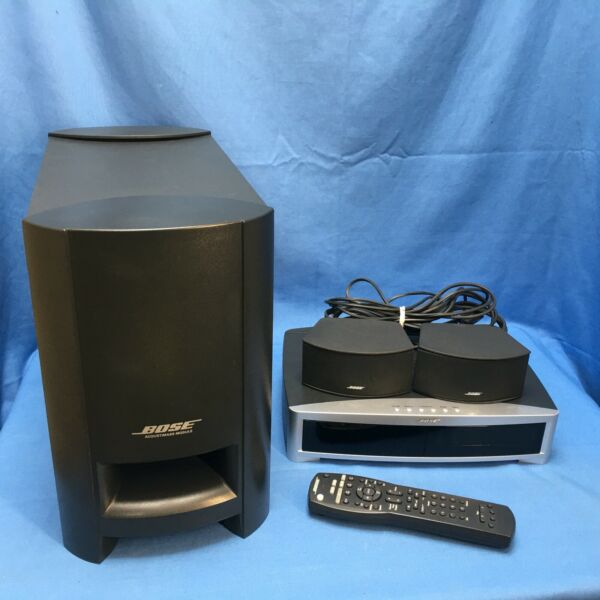 Bose PS3 2 1 II Powered Speaker System Local Pick Up Only Everett WA $150.00
