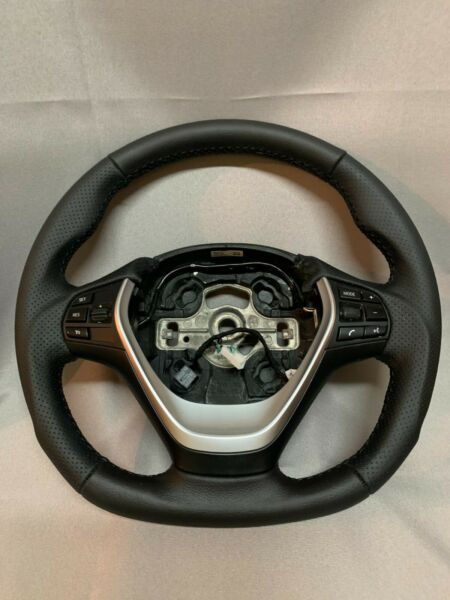 OEM Custom Performance BMW Steering Wheel F20 F22 F30 F31 F34 Sport Leather