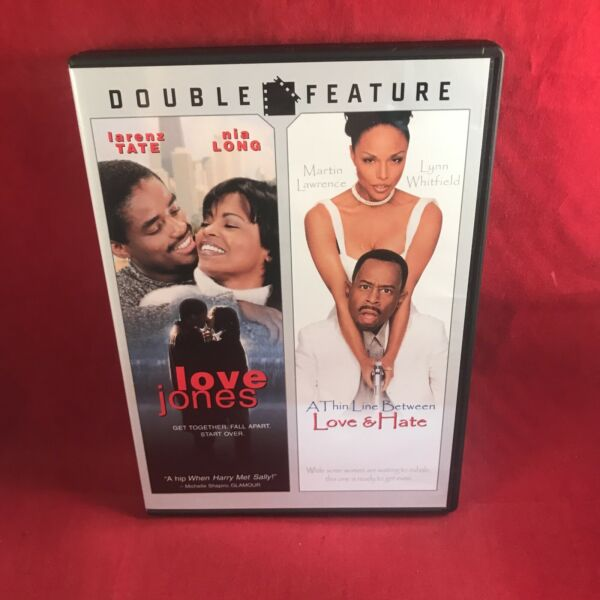 Love Jones Thin Line Between Love and Hate Used Very Good DVD
