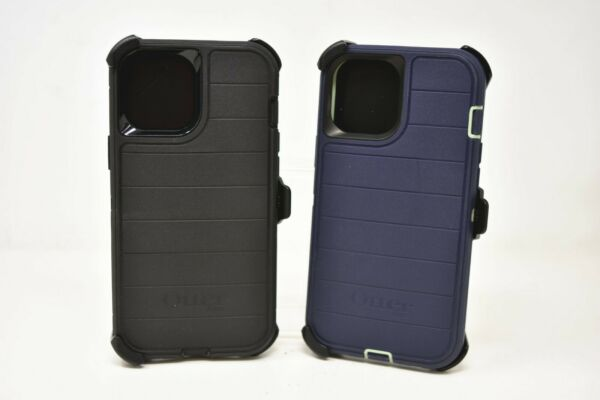 OtterBox Defender Pro Series Case w Holster Clip for iPhone 12 Pro Max 6.7quot; NEW