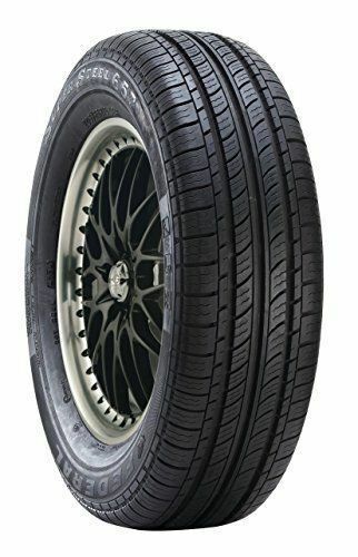 2 New Federal SS657 All Season Tires 165 80R15 165 80 15 1658015 87T