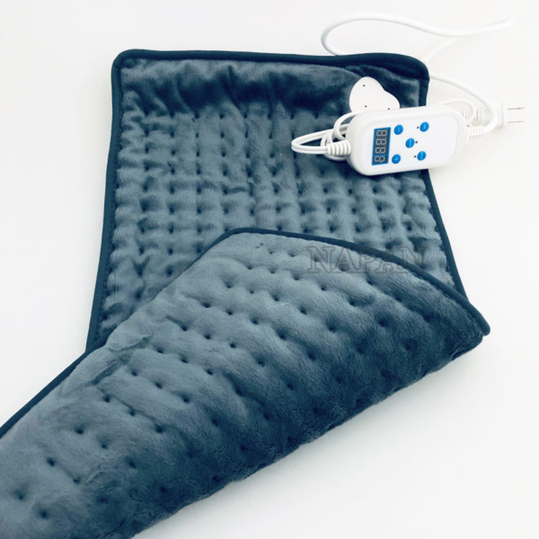 12quot; X 24quot; FIR Infrared Electric Heating Pad For Shoulder Neck Muscle Pian Relief $25.00