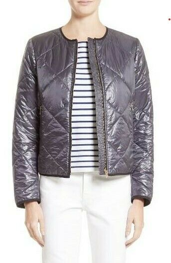 Burberry Women Dovecote Quilted Tech Jacket S $121.99