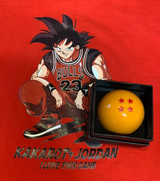 4 Star Dragon Ball Z Herb Spics Metal Grinder Kitchen Crusher with Gift Box