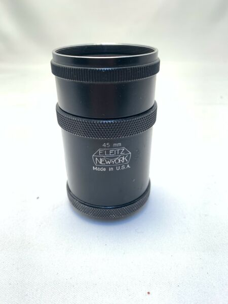 Leica FUFOR 45mm Extension Tube New York System F005 $12.00