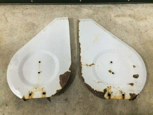 Craftsman Snowblower Auger Housing Side Plates 308118 and 308119