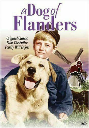 A Dog of Flanders DVD amp; COVER ART ONLY..NO CASE Free Shipping $3.00