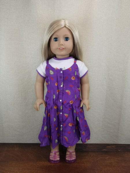 Pleasant Company American Girl Doll Clothes 18 Inches Birthday Outfit