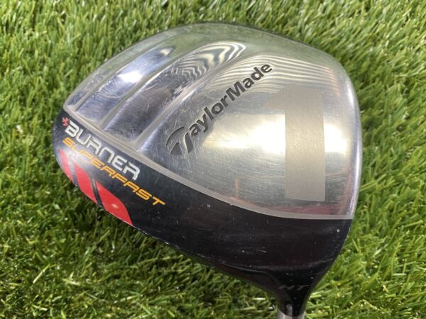 Taylormade Burner Superfast Driver HT Matrix Ozik 4.8 Regular Flex Men#x27;s RH