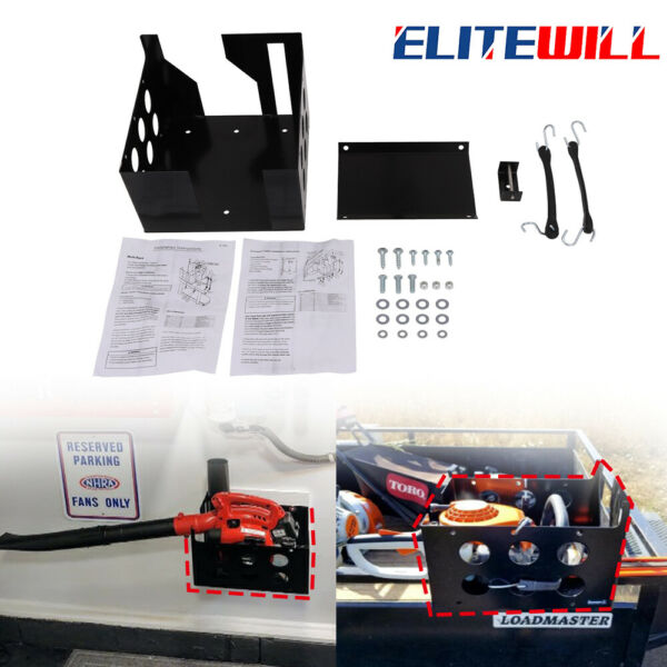 Multi Rack Landscape Truck amp; Trailer Rack Set for Chain Saws Trimmers Blowers $70.99