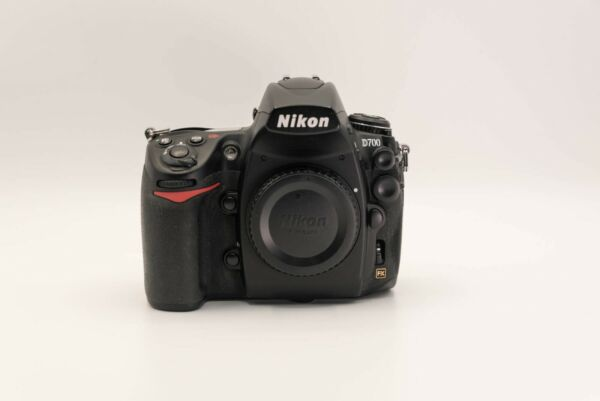 Nikon D700 12.1MP Digital SLR Camera Black Body Only Plus some extras