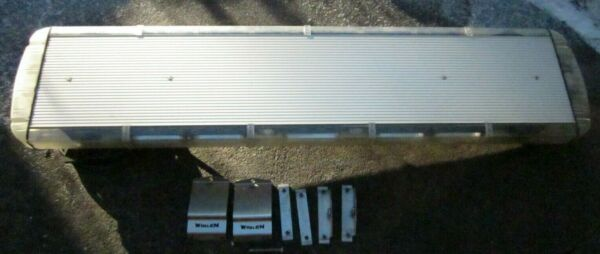 Whelen LFL Liberty Series LED Lightbar SX2 BBRR 54quot; Includes Mounting Hardware