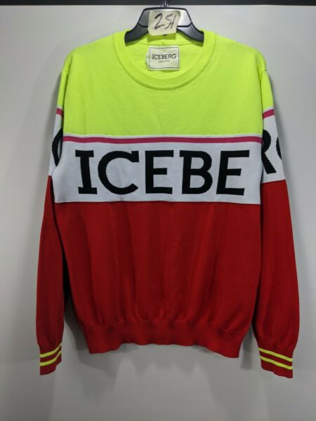 🔥 Iceberg Sweater Men's Medium $149.99