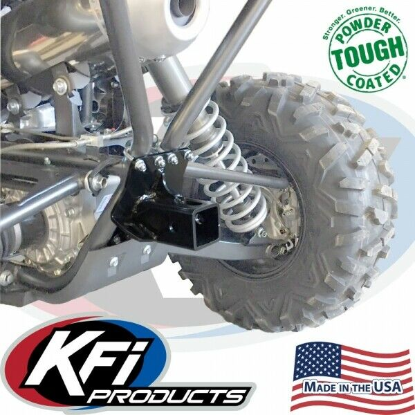KFI Rear 2quot; Receiver Hitch #101685 for 2016 2021 Yamaha YXZ 1000R $60.95