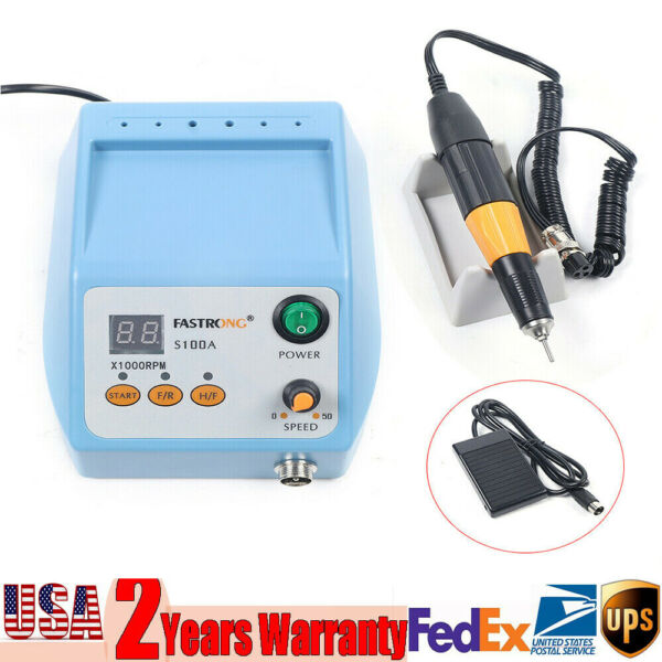 50000rpm Electric Jewelry Grinder Polisher carving Polishing Machinehandpiece $139.09