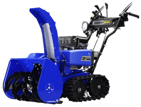 In US... Brand New Crated 2016 Yamaha YT624EJ YT660 24quot; Track Gas Snowblower