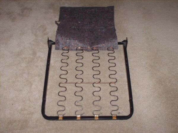 Ashley Home Furniture Recliner Seat Chair Spring Base Complete Assembly Jute Pad $94.99
