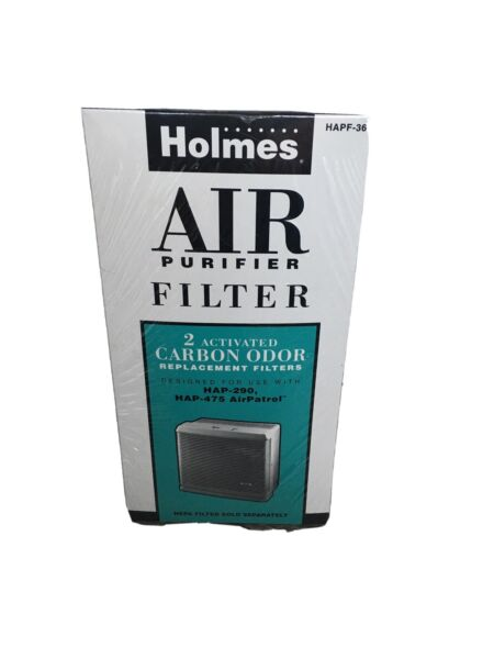 Holmes Carbon Odor Replacement Filter for Air Purifiers HAPF36 $10.00
