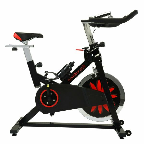 Exercise Bike Indoor Cycling Bicycle Stationary w LCD Display Home Cardio Gym $159.99