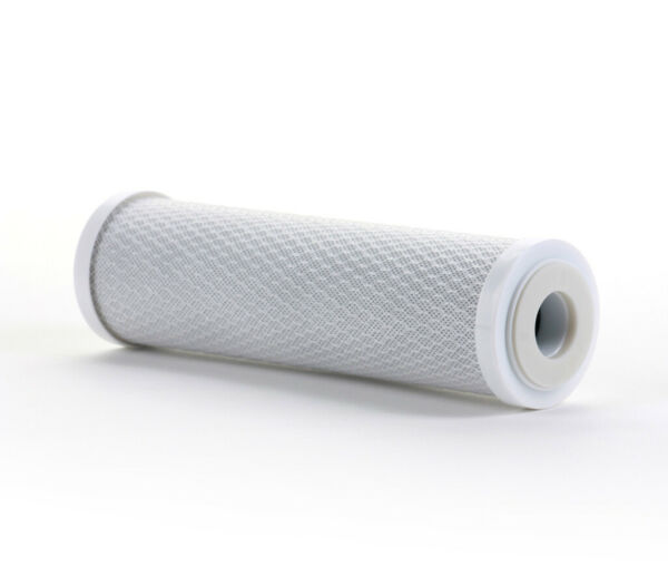 Whole House RO Drinking Water Coconut Carbon Block Water Filter 5 μm 2.5quot; x 10quot; $10.99