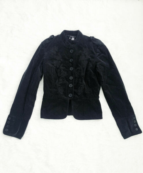 Zara jacket limited edition with embroidery for women