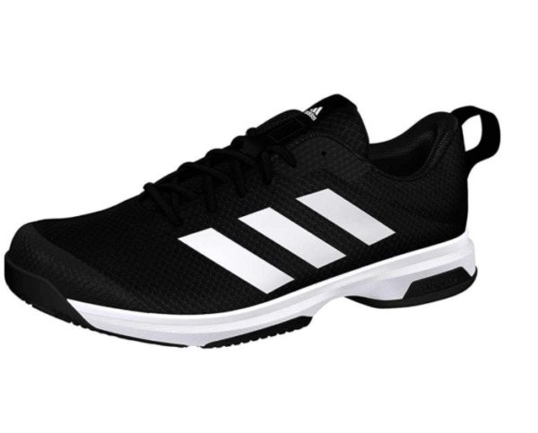 Adidas Mens Game Spec Athletic Shoes New Black or White Size 8 12 New In Box