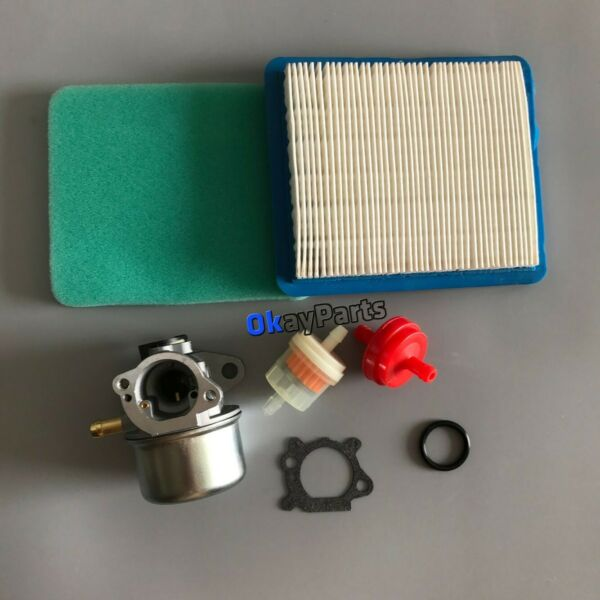 Carburetor Air Filter for TORO GTS 20462 99 6013 with 6.0 Hp YBSXS 1901VC 274466