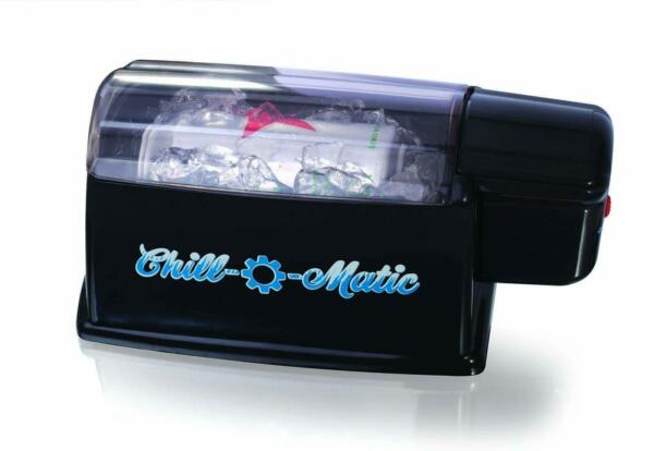 Chill O Matic Instant Beverage Cooler Black $45.50