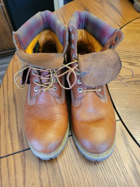 Mens timberland boots size 10 us $45.00
