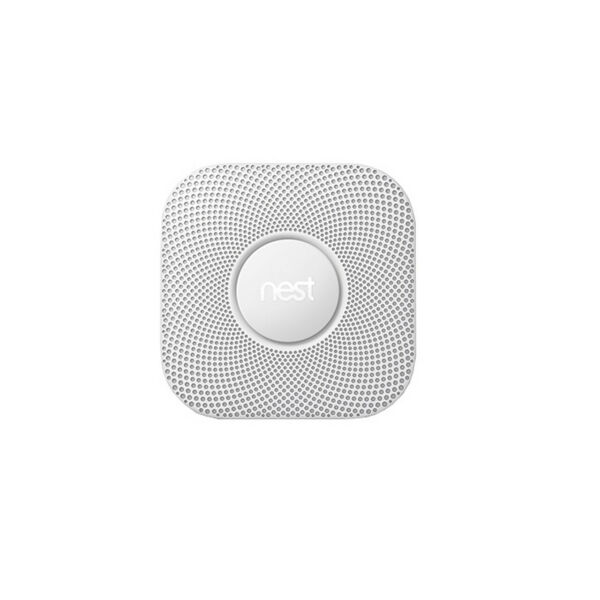Nest Protect Smoke and CO Alarm 2nd Generation Wired Smoke and Carbon Detector $119.00