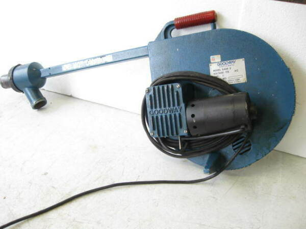 GOODWAY Soot a matic SAM 2 Soot Vent Boiler Tube Cleaner $795.00