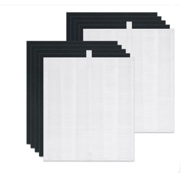 2 HEPA Replacement Filter and 8 Carbon for Coway AP1512HH Air Purifiers 3304899 $32.99