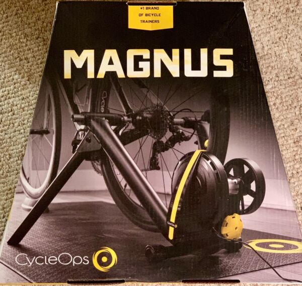 CycleOps Saris Magnus Smart Bike Trainer Used only 3 times Powered Trainer $332.49