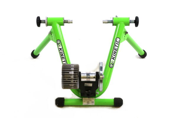 Kinetic by Kurt Road Machine Fluid Resistance Indoor Foldable Bike Trainer $199.55