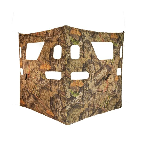 Rhino Blinds CRC 105 Cut N Run Lightweight 2 Panel Mobile Hunting Blind